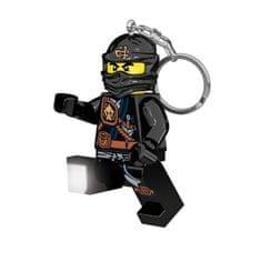 LEGO® Ninjago Cole privjesak za ključeve s LED svjetlom
