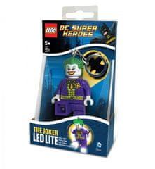 LEGO® Super Heroes Joker privjesak za ključeve s LED svjetlom