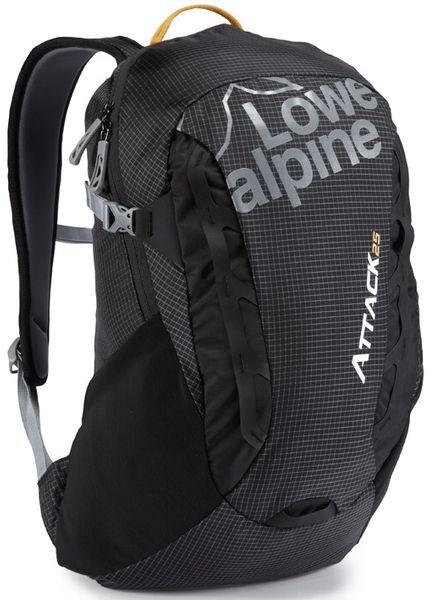 Lowe Alpine Attack 25 Black/Tangerine