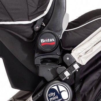 Baby Jogger Adaptér City Mini - Britax B-safe - zánovní