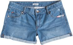 Roxy kratke hlače Midtown Vintage, ženske