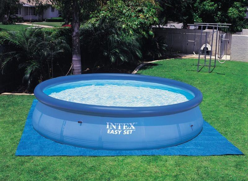 Intex Podložka pod bazén 4,72x4,72 m