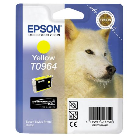 Epson kartuša T0964 Yellow (C13T09644010)