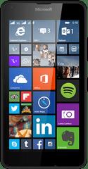 Microsoft Lumia 640 LTE, černý