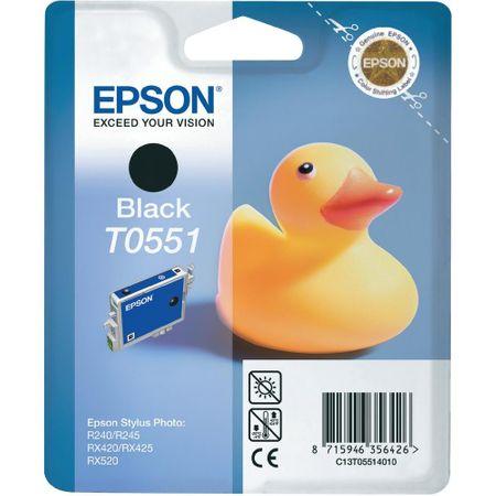 Epson kartuša T0551 Črna (C13T05514010)