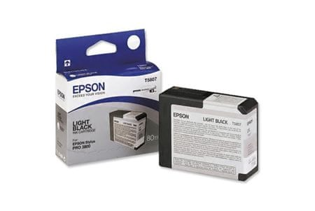 Epson kartuša T5807 (C13T580700), Light Back