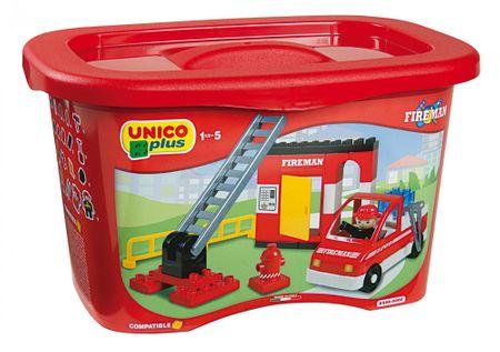 Unico Tűzoltóság dobozban