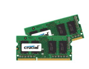 Crucial pomnilnik (RAM) DDR3 8GB Kit (2x 4) PC3-12800 1600MHz CL11