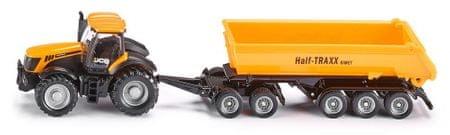 SIKU Traktor JCB z wywrotką 1:97, 1858