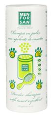 Menforsan repelentni suhi šampon, 250 g, 100% naravno