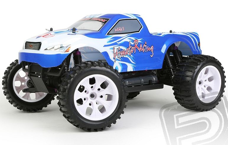 Himoto Monster Truck EMXT-1 1/10 elektro RTR set 2,4GHz
