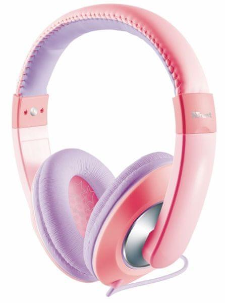 Trust Sonin Kids Headphone Pink (19837)
