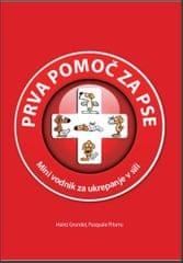Heinz Grundel, Pasquale Piturru: Prva pomoč za pse
