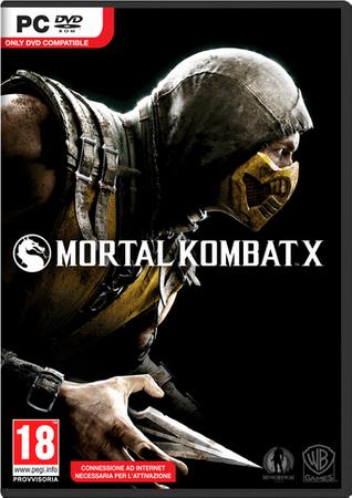Warner Bros Mortal Kombat X (PC)