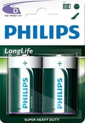 Philips baterie (R20L2B/10)