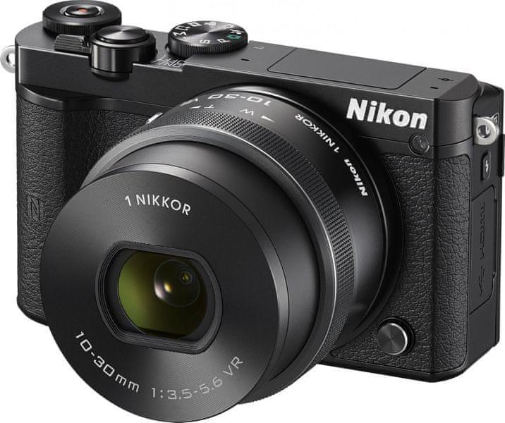 Nikon 1 J5 + 10-30 PD Black