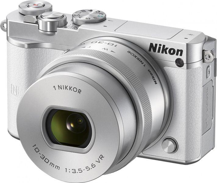 Nikon 1 J5 + 10-30 PD White