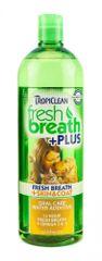 TropiClean Water Additive Skin & Coat roztok do vody s Omega 3 a 6 pro zdravou kůži a srst 473 ml
