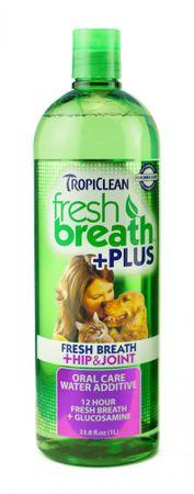 TropiClean dodatek k vodi za dlesni in svež zadah