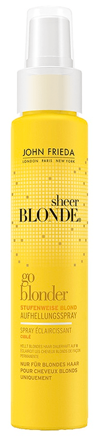 John Frieda Spray Sheer Blonde Go Blonder - 100 ml
