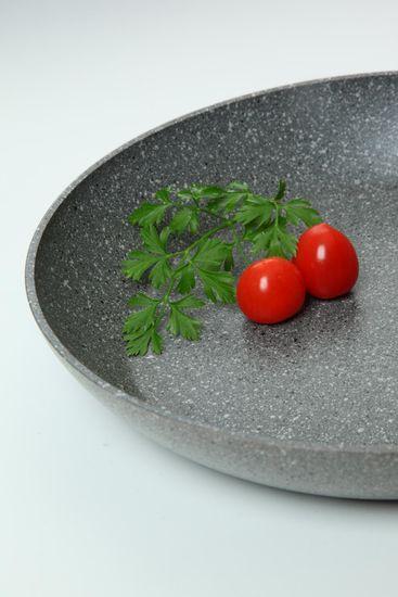 Ballarini Patelnia Cortina Granitum 24 cm