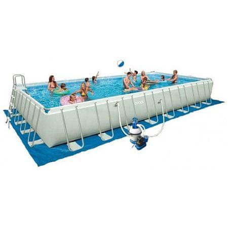 intex bazen ultra frame pool 975 488 132 cm 28372 mimovrste. Black Bedroom Furniture Sets. Home Design Ideas