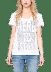 s.Oliver pohodlné dámské tričko