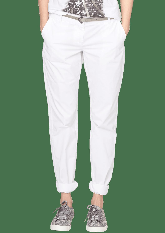 s.Oliver spodnie damskie 36/32 biały