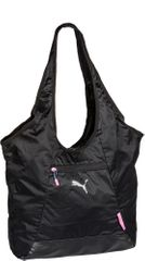 Puma Fit AT Shopper black-black-fluo pink