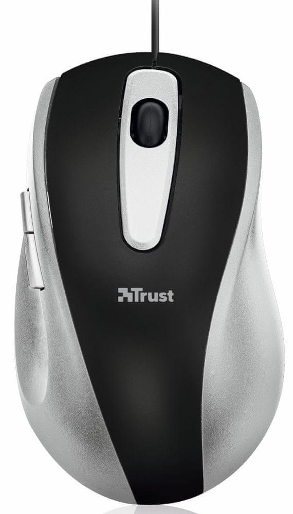 Trust EasyClick Mouse - black (16535)