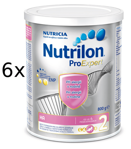 Nutrilon 2 HA - 6 x 800g