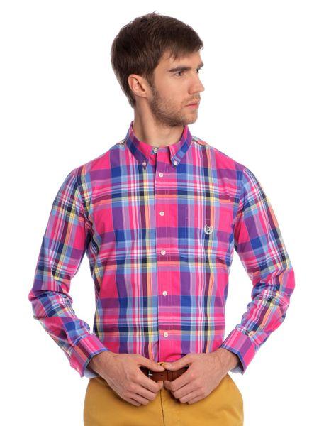 Chaps M Košile CMA09C0W31_ss15 XXL vícebarevná - II. jakost