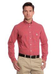 Chaps pánská košile kostičkovaného vzoru