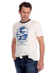 Chaps pánské tričko s výrazným potiskem