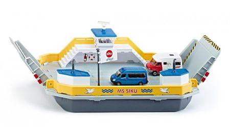 SIKU Super - Trajekt na prepravu áut, 1:50
