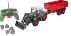 Revell traktor s prikolico
