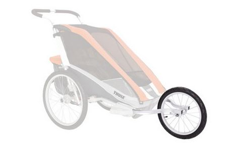 Thule Chariot Cougar1/Cheetah1 zestaw do joggingu
