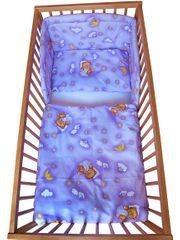 COSING 3-delni komplet Comfort posteljnina Medvedek