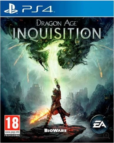 EA Games Dragon Age: Inquisition / PS4