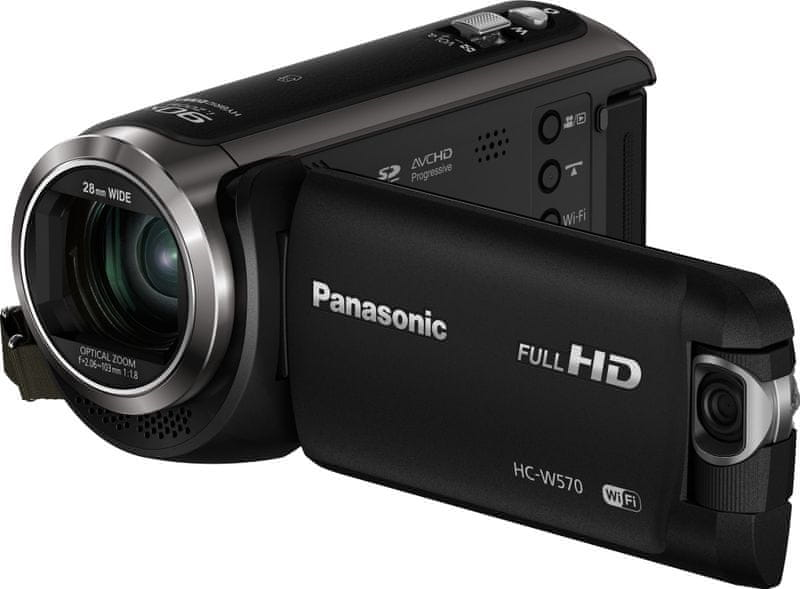 Panasonic HC-W570EP-K (Black)