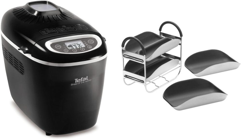Tefal PF 611838 Bread of the World
