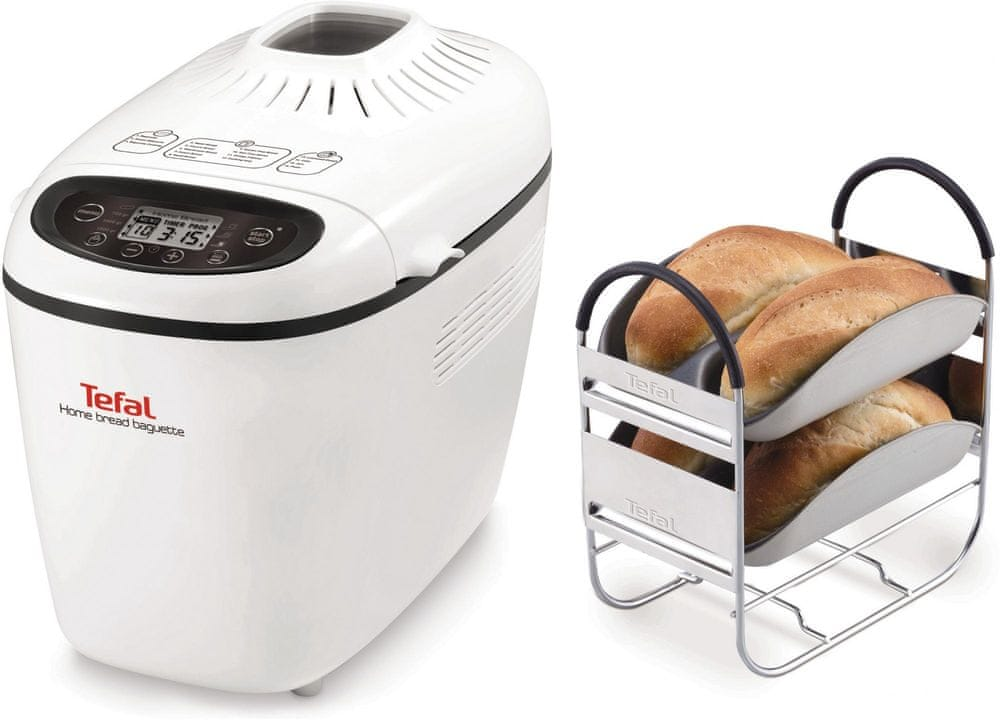 Tefal PF 610138 Home Bread Baguettes