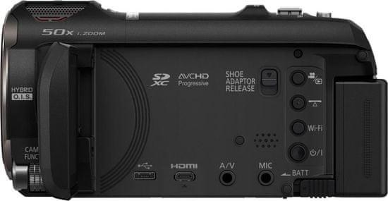 PANASONIC HC-V770 Digitális videókamera
