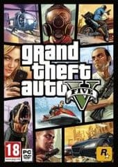 Rockstar Grand Theft Auto V (GTA 5) / PC
