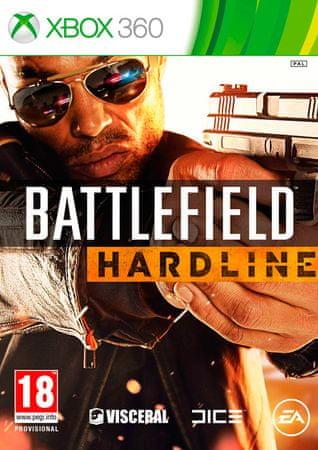 EA Games Battlefield Hardline / Xbox 360