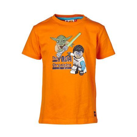LEGO Wear Timmy 555 128 oranžová