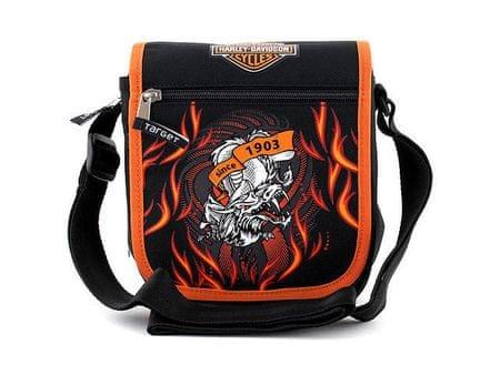 Target torbica Harley Davidson mestna (23897)