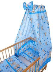 COSING 4-delni set posteljnine, Comfort Medvedki z baloni