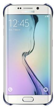 Samsung ovitek za Galaxy S6 Edge (G925), črn (EF-QG925BBEGWW)