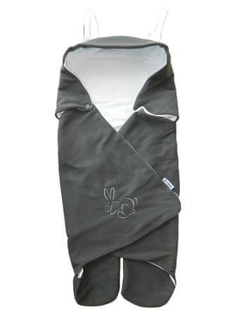 COSING spalna vreča za lupinico, črna